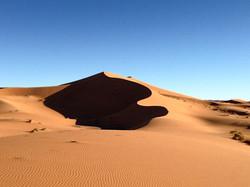 duna sombra