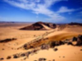 Desierto de Marruecos