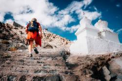 escaleras nepal