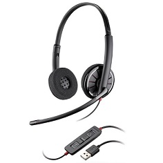 Plantronics .Audio 326 Stereo PC Headset