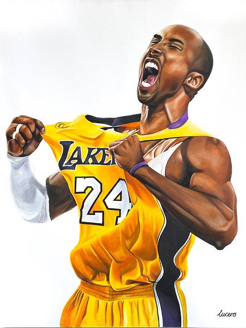"""Kobe"" Print (A4/A3)"
