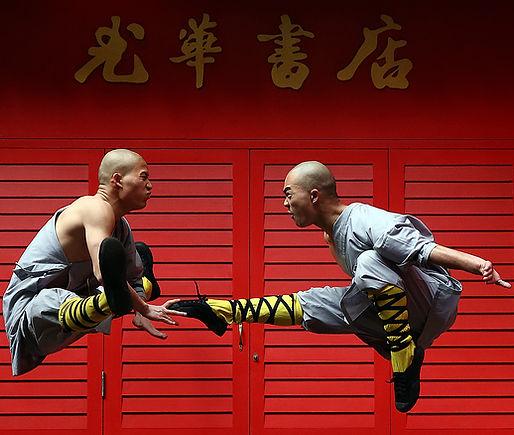 Jumpin Monks