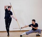 Shaolinkungfu.dk  -Drage holdet - Shifu Søren Kluge og Instruktør Jakob Khoi