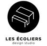 Logo Les Ecoliers design studio