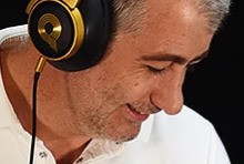 Music Producer's Marriage Miraculously Restored, Luc Mignon