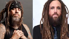 """Rock Stars Reggie """"Fieldy"""" Arvizu & Brian """"Head"""" Welch of Korn"""