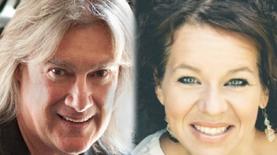Rock Star John Schlitt, & Author, Speaker, Musician Becky Nordquist