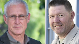 Cold-Case Homicide Detective & Author, J. Warner Wallace, and 30-Year Police Veteran, Sgt. Mike