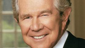 CBN Founder, Christian Broadcaster, Pat Robertson