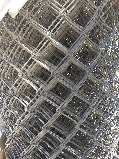 Galvanised Chain Wire 60x2.5