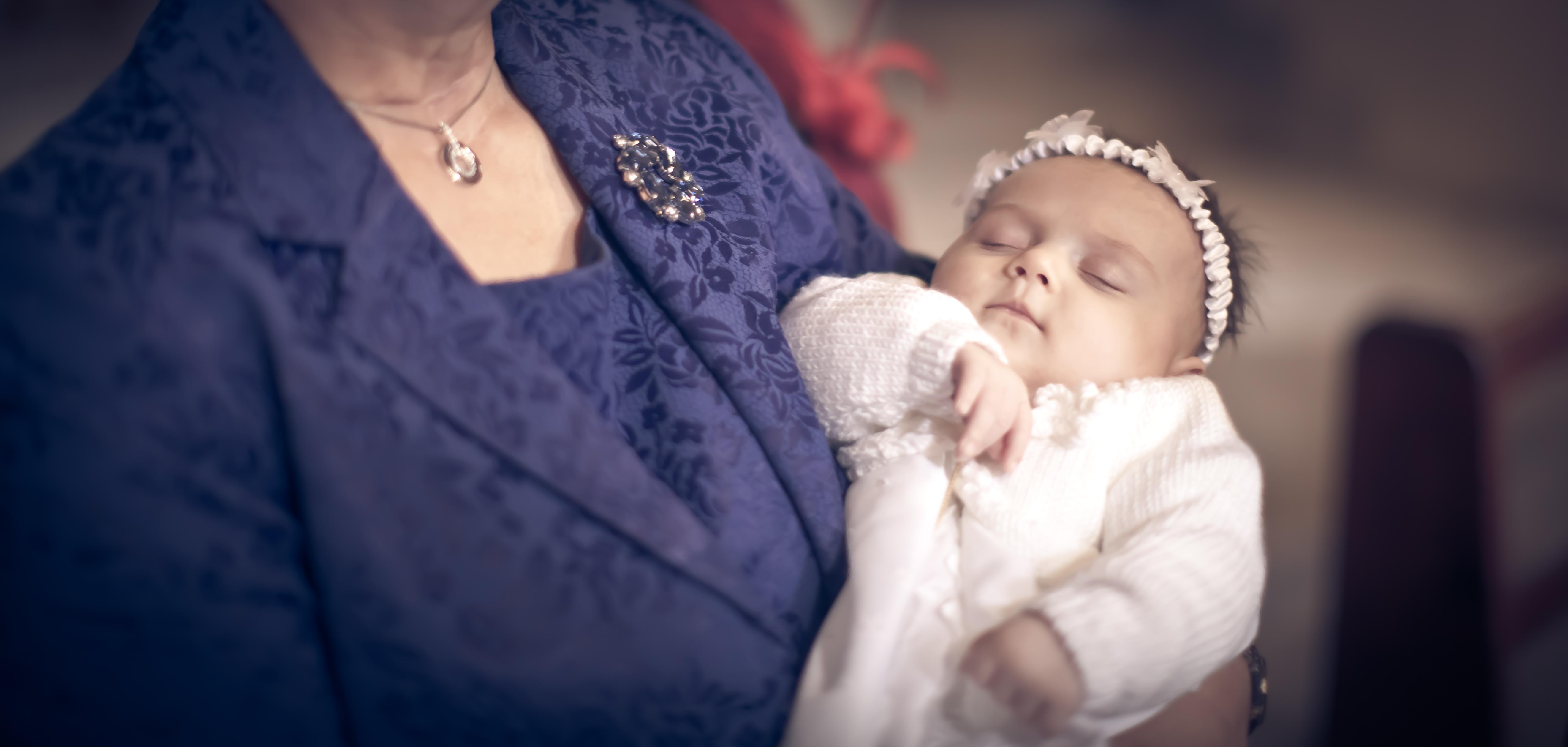 Elysia's Baptism