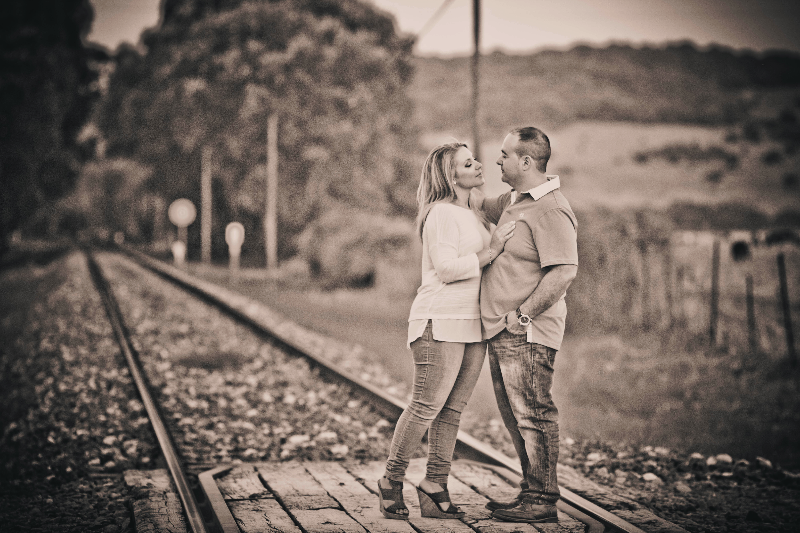 John & Louise - Engagement Session