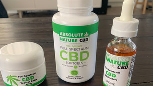 I've Try Absolute Nature CBD for A Month