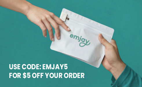 EMJAY cannabis delivery service