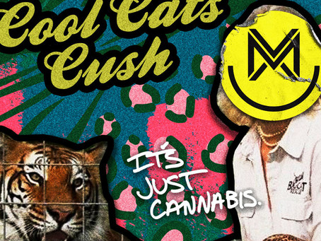 'Tiger King' Inspired Weed To Donate Proceeds To Tiger Protection Fund