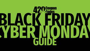 420 Black Friday / Cyber Monday  Sales Guide 2019