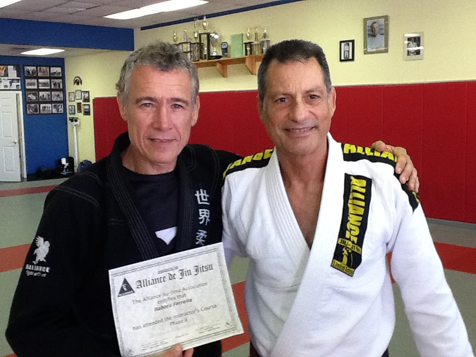 Brazilian Jiu Jitsu 5 Private Sessions