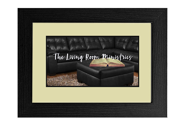 The Living Room Ministries coming soon!