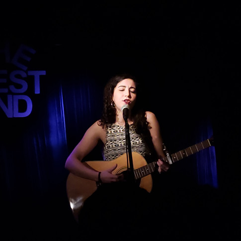Siren Songs at the West End Lounge