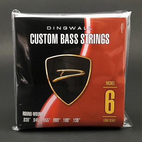 Dingwall Bass Strings Nickel 6