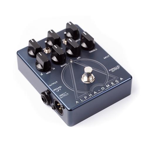 Darkglass Alpha Omega Dual Bass Preamp/OD