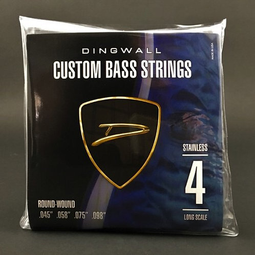 Dingwall Bass String Stainless Steel 4