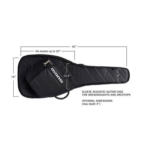 7302590ea7 MONO Acoustic Guitar Sleeve