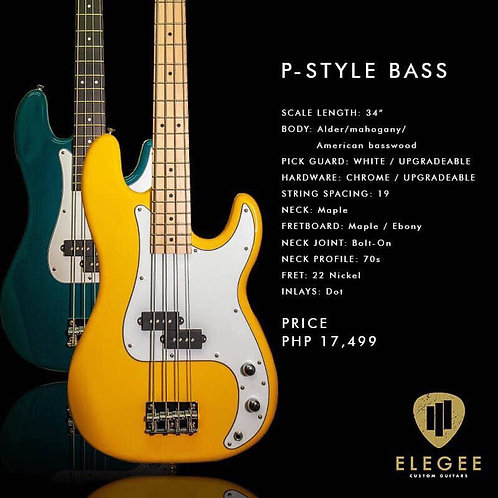 Elegee Alab P-style Bass