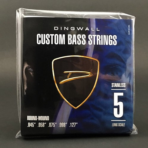Dingwall Bass Strings Stainless Steel 5