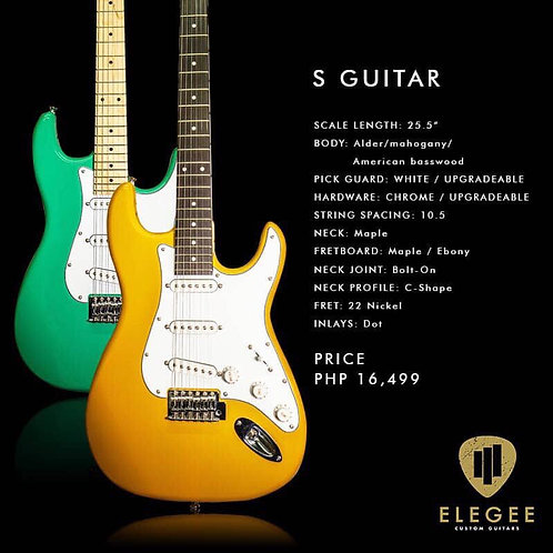 Elegee Alab S-style Electric Guitar