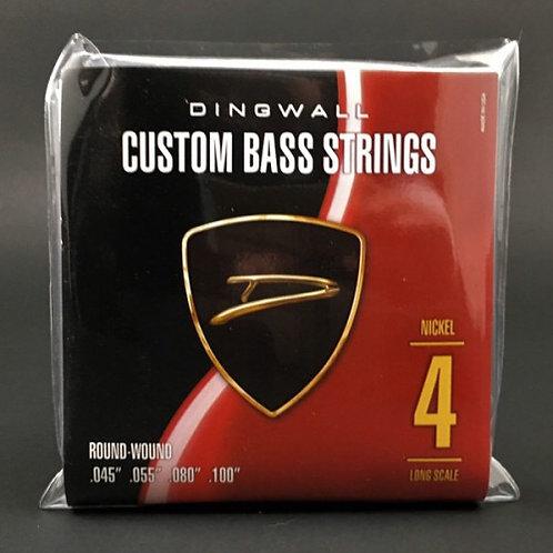 Dingwall Bass Strings Nickel 4