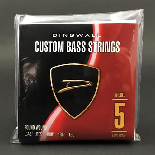 Dingwall Bass Strings Nickel 5