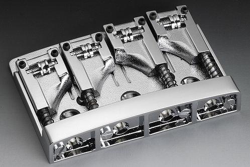 Schaller 3D-4 Bass Bridge (Chrome)