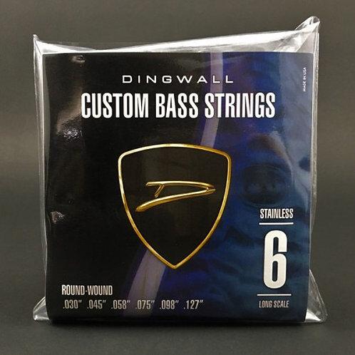 Dingwall Bass Strings Stainless Steel 6