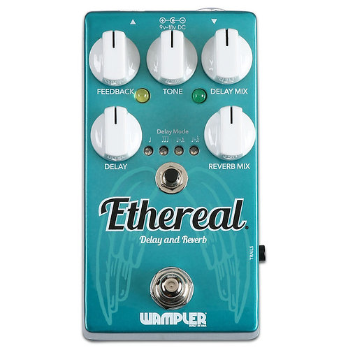 Wampler Ethereal (Reverb & Delay)