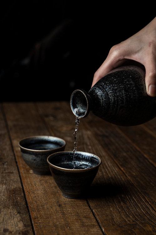 Tenmoku Sakewares