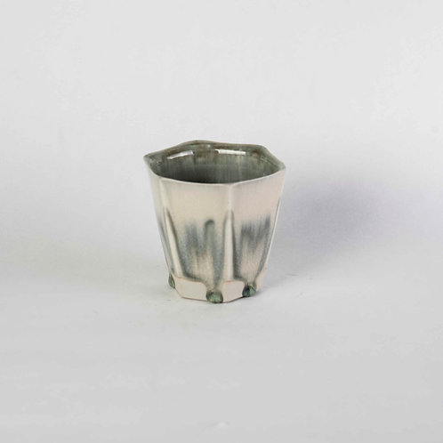 Faceted Cup