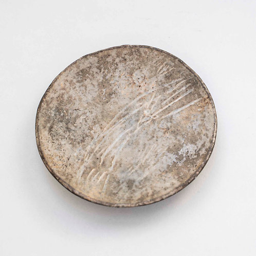 Small Footed Plate