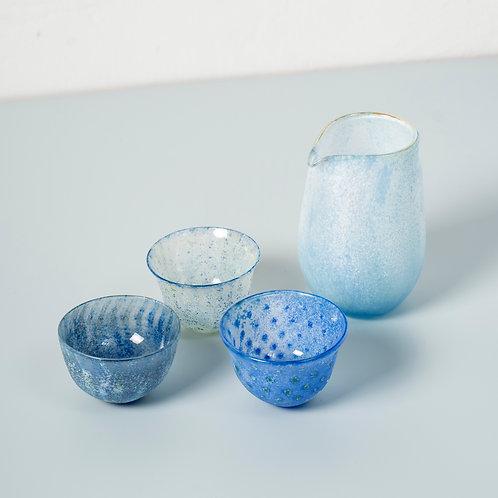 Blue Sakewares