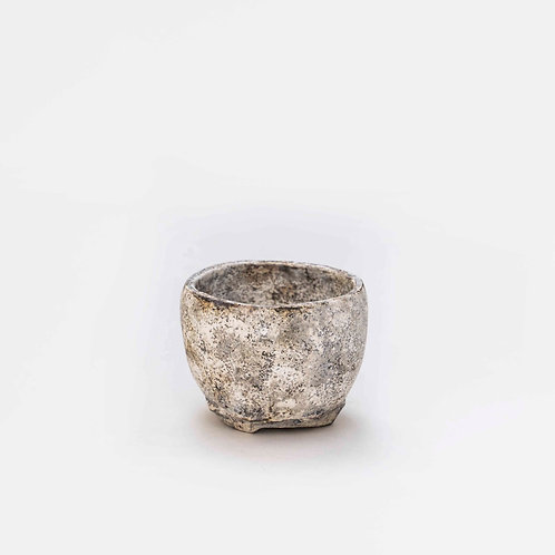 Rough Textured Sake Cup