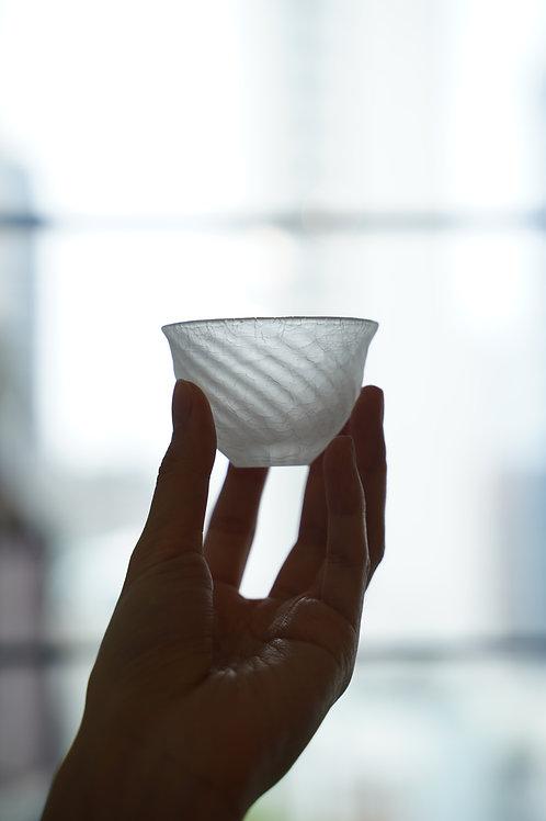 Cloudy Sake Cup