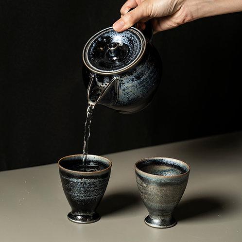 Teapot - Tenmoku