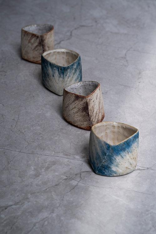 Soft Textural Sake Cup