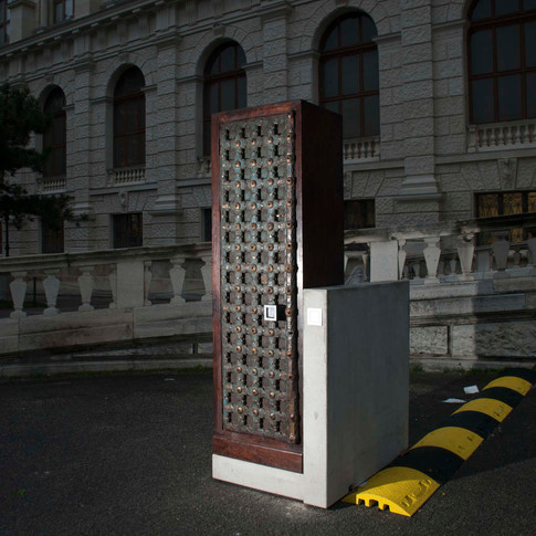 The Jokerat The Art History Museum, Vienna, 2014