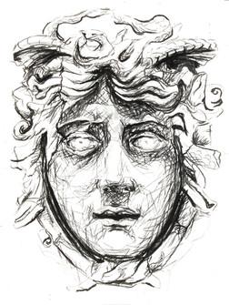 Greek Medusa