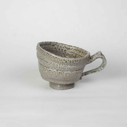 Salt-glazed Mug
