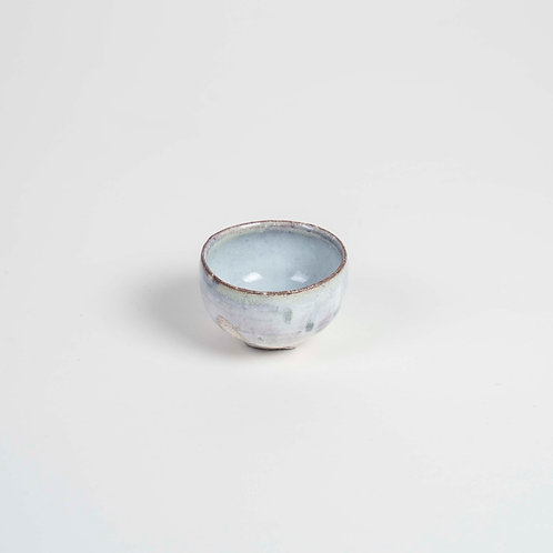 Glossy White  Sake Cup