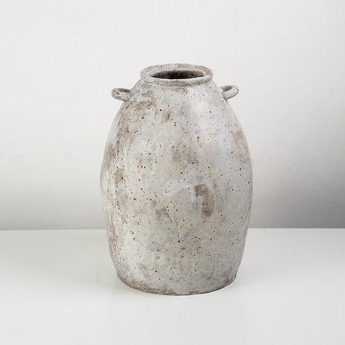 Round Sculptural Vase