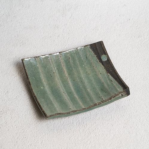 Rectangular Jade Side Plate