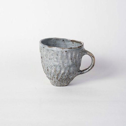 Textured Glossy Specked Mug